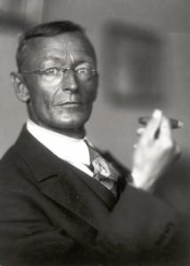 Herman Hesse, circa 1927