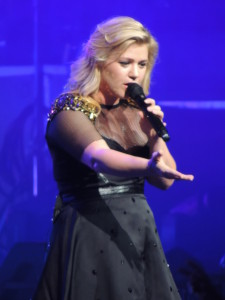 """Kelly Clarkson performed popular favorites such as """"Since U Been Gone"""" and"""