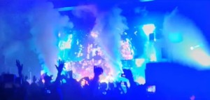 EDM fans gathered to hear Zedd at the Ritz Ybor on September 7th.